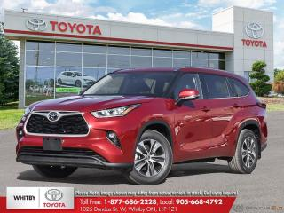 New 2021 Toyota Highlander XLE for sale in Whitby, ON