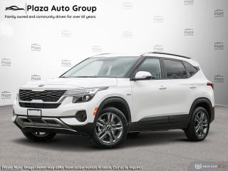 New 2021 Kia Seltos LX for sale in Richmond Hill, ON