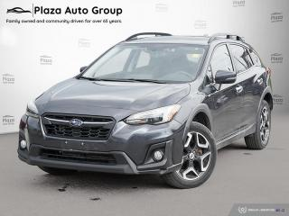 Used 2018 Subaru XV Crosstrek Limited w/Eyesight Package for sale in Orillia, ON