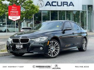 Used 2018 BMW 328 d xDrive Sedan for sale in Markham, ON