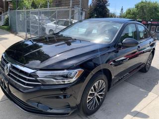 Used 2021 Volkswagen Jetta Highline auto for sale in Hamilton, ON