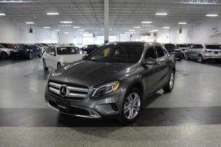 Used 2016 Mercedes-Benz GLA GLA250 4MATIC NO ACCIDENTS I NAVIGATION I PANOROOF I R. CAM for sale in Mississauga, ON