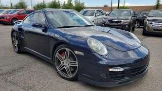 Used 2007 Porsche 911 2dr Cpe Turbo AWD, 750HP AWE TUNNING, CARBON FIBER SEATS for sale in Calgary, AB
