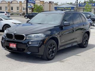 Used 2018 BMW X5 xDrive35d **DIESEL**M-PACKAGE Sports for sale in Brampton, ON