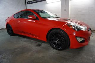 Used 2014 Hyundai Genesis Coupe 2.0T TECH PKG NAVI CAMERA CERTIFIED 2YR WARRANTY SUNROOF BLUETOOTH HEATED LEATHER for sale in Milton, ON