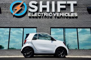 Used 2018 Smart fortwo PASSION EV NAVIGATION AND REAR VIEW CAMERA for sale in Oakville, ON