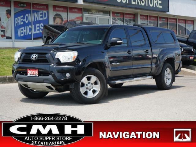 2015 Toyota Tacoma NAV CAM BLUETOOTH LEATH HTD-SEATS 17-AL