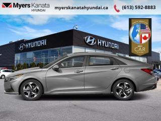 New 2021 Hyundai Elantra Essential IVT  - $147 B/W for sale in Kanata, ON