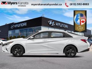 New 2021 Hyundai Elantra Preferred w/Sun & Tech Package IVT  - $184 B/W for sale in Kanata, ON
