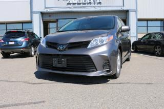 Used 2020 Toyota Sienna LE 7-Passenger Mobility for sale in Calgary, AB