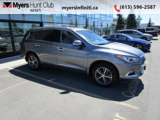 Used 2018 Infiniti QX60 AWD  - Sunroof -  Leather Seats for sale in Ottawa, ON