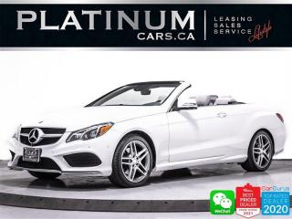 Used 2014 Mercedes-Benz E-Class E350 4MATIC,3.5L V6,AMG PKG,NAV,CAM,HEATED/VENTED for sale in Toronto, ON