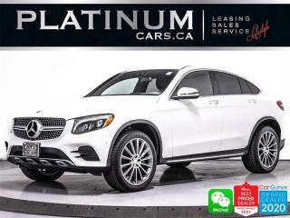 Used 2017 Mercedes-Benz GL-Class GLC300 COUPE 4MATIC,AWD,NAVI,CAM,SUNROOF,HEATED for sale in Toronto, ON