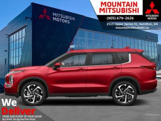 New 2022 Mitsubishi Outlander SE  - Sunroof -  Power Liftgate for sale in Mount Hope (Hamilton), ON