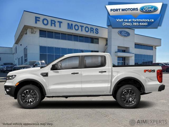 2021 Ford Ranger Lariat  - Leather Seats - B&O 10-Speakers - $391 B/W