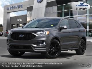 Used 2020 Ford Edge ST Line for sale in Ottawa, ON