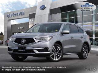 Used 2017 Acura MDX Nav Pkg for sale in Ottawa, ON