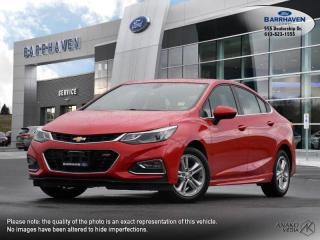 Used 2018 Chevrolet Cruze LT for sale in Ottawa, ON
