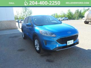 New 2021 Ford Escape SE for sale in Brandon, MB