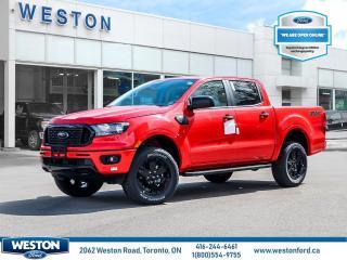Used 2021 Ford Ranger XLT+4X4+CAMERA+SPRAYIN BEDLINER+REMOTE START+NAVIGATION for sale in Toronto, ON