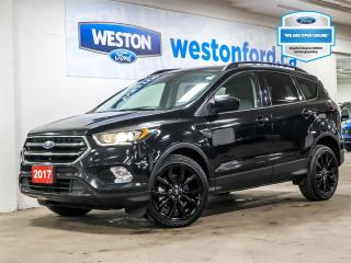 Used 2017 Ford Escape SE+CAMERA+NAVIGATION+AUTO START/STOP+HEATED SEATS for sale in Toronto, ON
