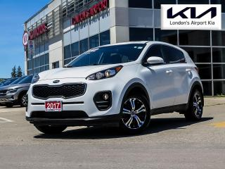 Used 2017 Kia Sportage LX FWD for sale in London, ON