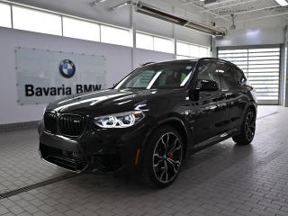 New 2021 BMW X3 M Competition for sale in Edmonton, AB