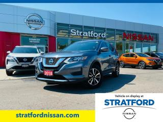 Used 2018 Nissan Rogue S AWD for sale in Stratford, ON