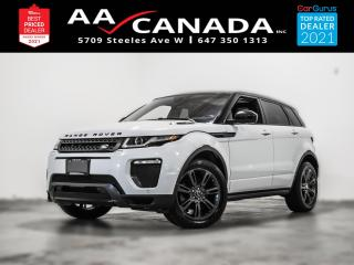 Used 2018 Land Rover Range Rover Evoque Landmark Special Edition| for sale in North York, ON