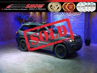 Used 2020 Jeep Grand Cherokee Altitude - S.Roof, Nav, Htd Wheel & Leather !! for sale in Winnipeg, MB
