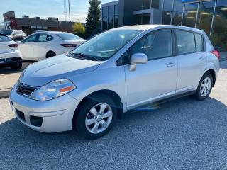 Used 2010 Nissan Versa for sale in Sarnia, ON