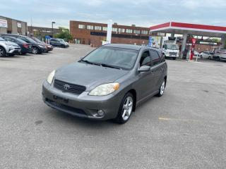 Used 2007 Toyota Matrix for sale in Toronto, ON