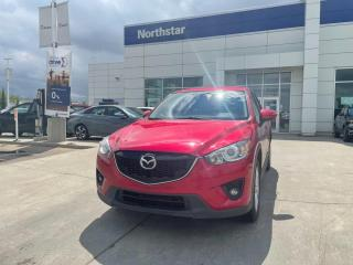 Used 2015 Mazda CX-5 GT AUTO/LEATHER/SUNROOF/NAV/BACKUPCAM for sale in Edmonton, AB