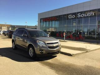 Used 2011 Chevrolet Equinox 2LT, AWD, LEATHER, SUNROOF for sale in Edmonton, AB