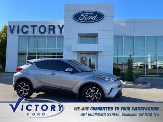 Used 2019 Toyota C-HR | LANE KEEPING | HEATED SEATS | REVERSE CAMERA for sale in Chatham, ON