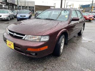 Used 1997 Nissan Maxima GLE for sale in Vancouver, BC