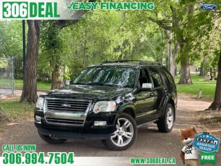 Used 2010 Ford Explorer LIMITED for sale in Warman, SK
