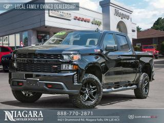 Used 2021 Chevrolet Silverado 1500 Custom Trail Boss for sale in Niagara Falls, ON