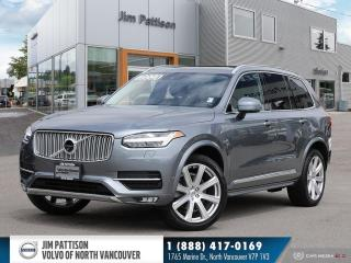 Used 2017 Volvo XC90 T6 Inscription - LOCAL - ONE OWNER - NO ACCIDENTS for sale in North Vancouver, BC