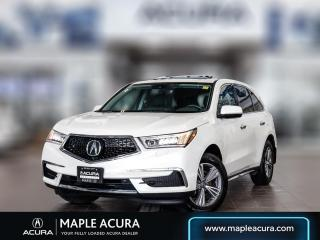 Used 2019 Acura MDX for sale in Maple, ON