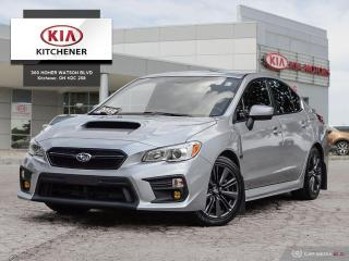 Used 2019 Subaru WRX 4Dr CVT for sale in Kitchener, ON
