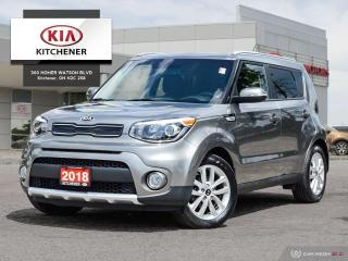 Used 2018 Kia Soul EX + for sale in Kitchener, ON
