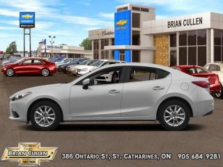 Used 2014 Mazda MAZDA3 GS-SKY  - Certified for sale in St Catharines, ON