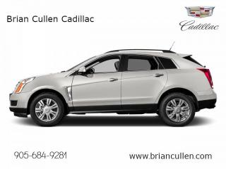 Used 2016 Cadillac SRX Luxury for sale in St Catharines, ON