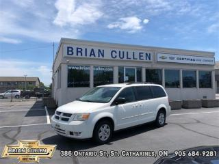 Used 2010 Dodge Grand Caravan SE  AS-TRADED, AS-IS! YOU CERTIFY YOU SAVE! FINANCING NOT AVAILABLE ON AS-IS, AS-TRADED VEHICLES! for sale in St Catharines, ON
