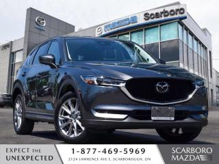 Used 2021 Mazda CX-5 0%FINANCE DEMO GT AWD NAV LEATHER SUNROOF for sale in Scarborough, ON