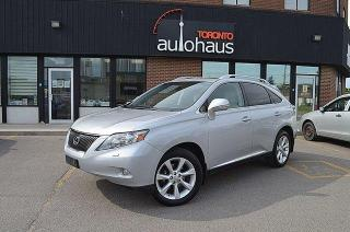 Used 2010 Lexus RX 350 LEXUS TRADE I NAVIGATION I SUNROOF I LEATHER for sale in Concord, ON