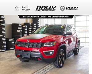 Used 2017 Jeep Compass Trailhawk for sale in Prince Albert, SK