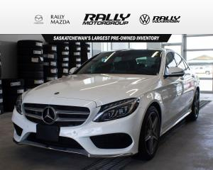 Used 2018 Mercedes-Benz C-Class for sale in Prince Albert, SK