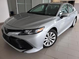 Used 2019 Toyota Camry 4-Door Sedan LE 8A for sale in Orleans, ON